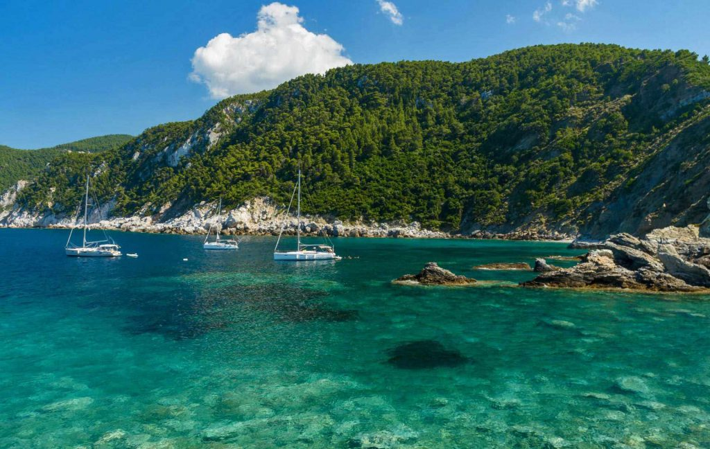 Skopelos holiday properties