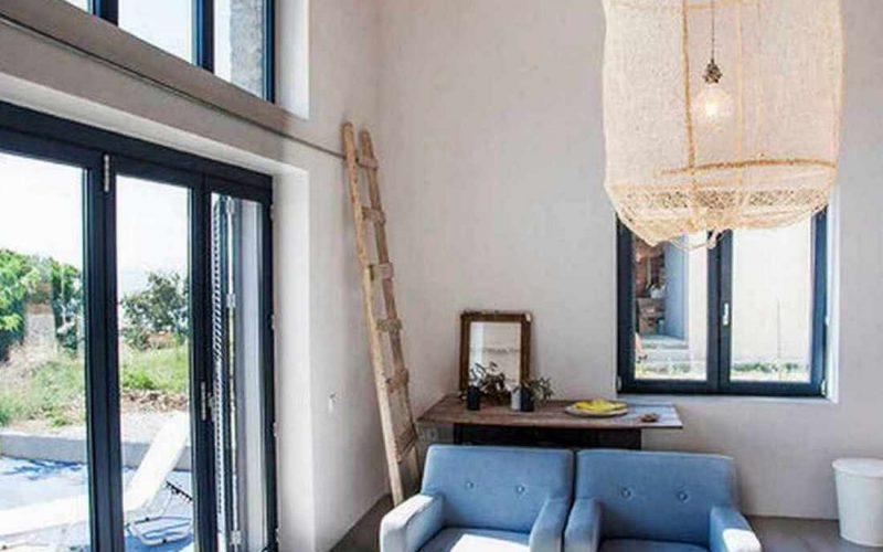 Complex of cottages with best views to the Aegean Sea Loft cottage