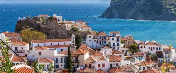 Skopelos Town