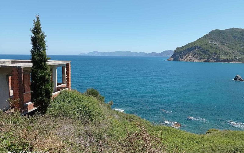 Unfinished Property with best views close to Skopelos Town