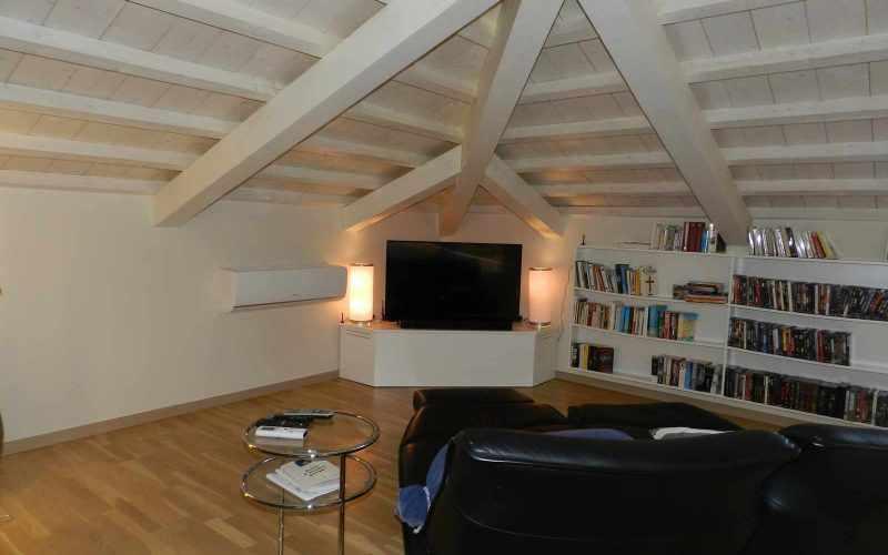 Architect designed Villa in the countryside of Skopelos Island Playroom