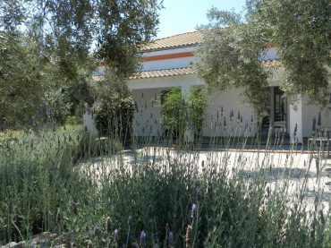 Architect designed Villa in the countryside of Skopelos Island