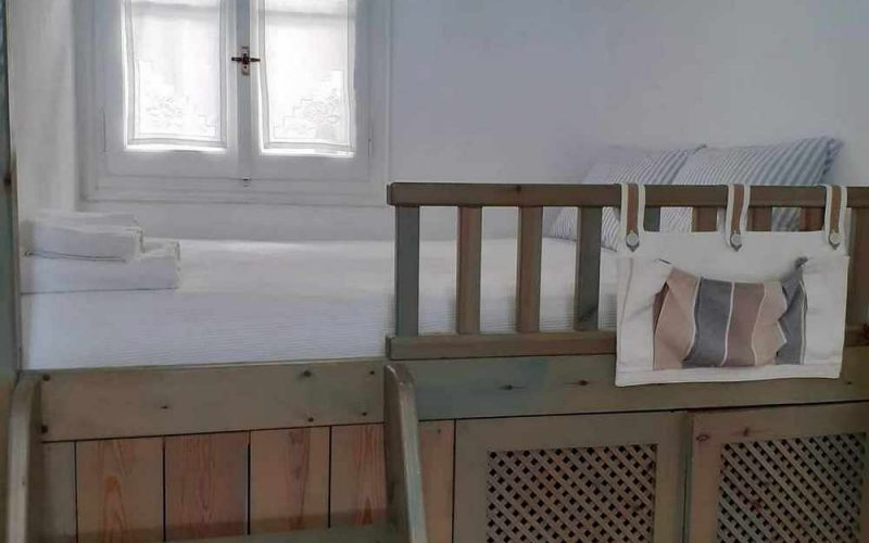 Beachfront Villa for sale on Skopelos Island Bedroom