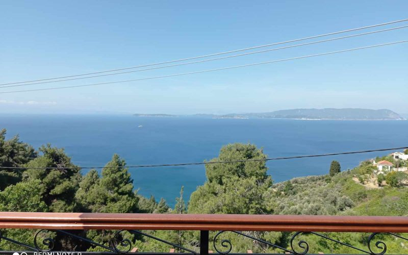 Nice property with lovely views in Old Klima village Views