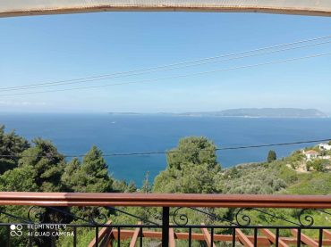 Nice property with lovely views in Old Klima village