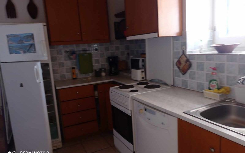 Nice property with lovely views in Old Klima village Kitchen