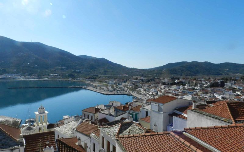Skopelos Property with most spectacular views