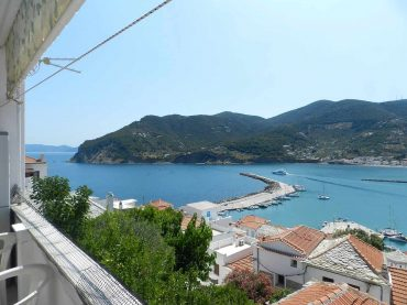 Skopelos Town Property with most spectacular views