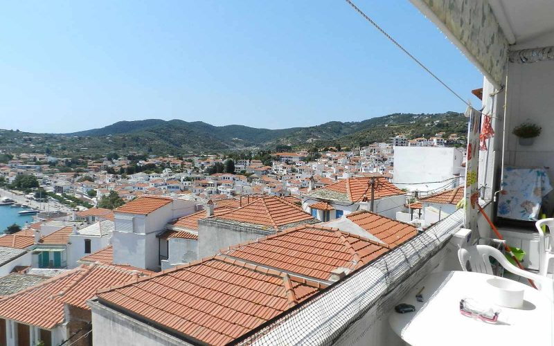 Skopelos Property with most spectacular views The views