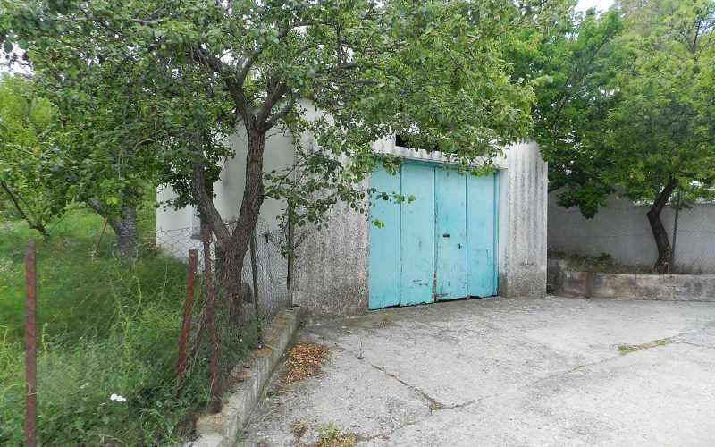 Four plots for sale inside Skopelos Town Parking