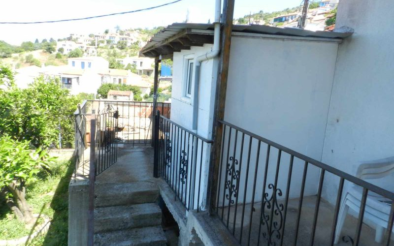 Property with Sea views in Glossa village Balcony