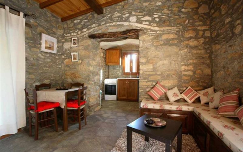 Complexe of cottages in Anania Small cottage living