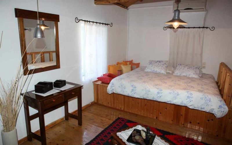 Complexe of cottages in Anania Bedroom