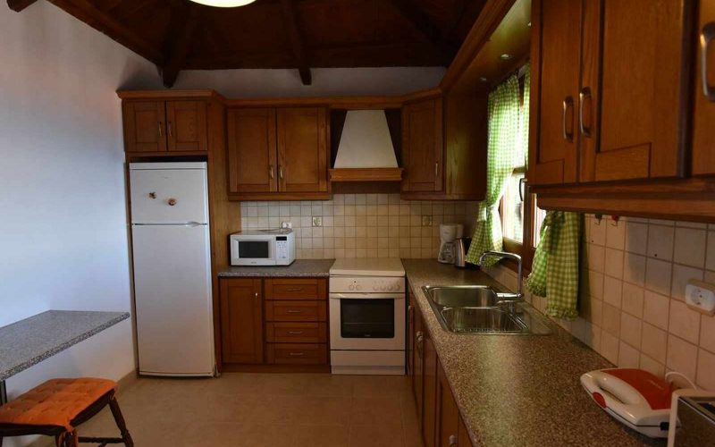 Property in Palaio Klima with Sea views The kitchen