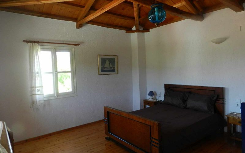 Traditional cottage in the area of Alikias Bedroom