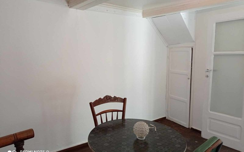 Traditional property in Skopelos Town with potential garden Living room