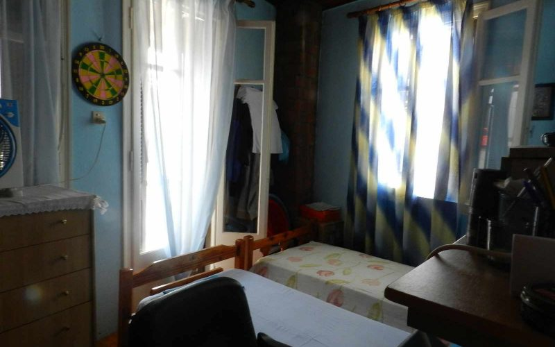 Small Skopelos Town property Bedroom