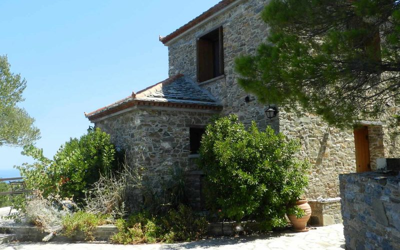 Stone made Villa with swimming pool and views The property
