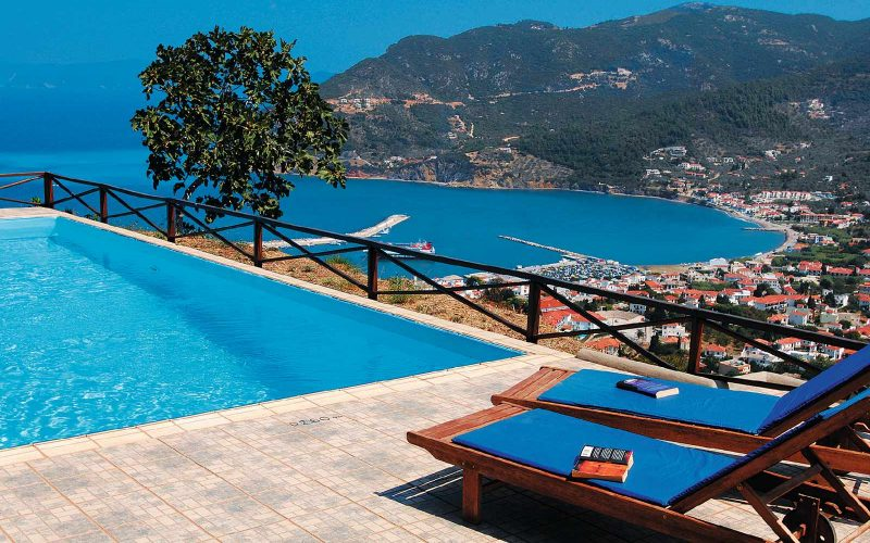Cozy Villa with swimming pool and splendid views Swimming pool