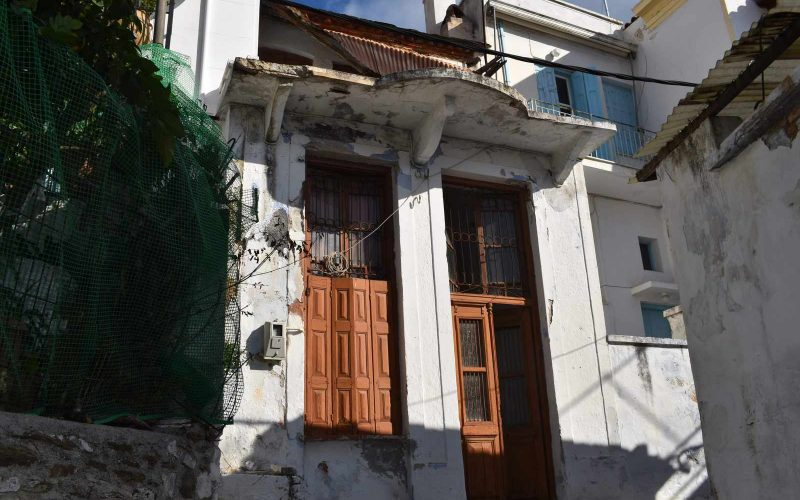 Traditional House inside Skopelos Town