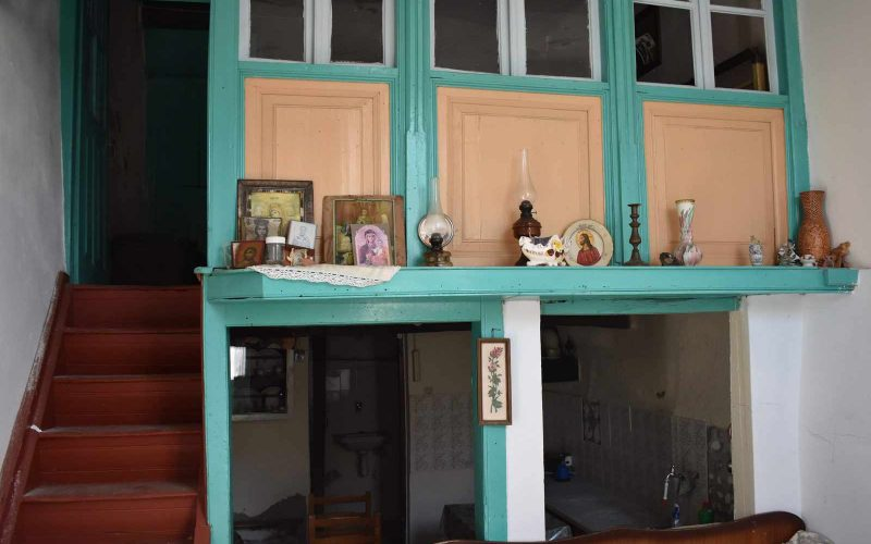 Traditional House inside Skopelos Town Ground floor