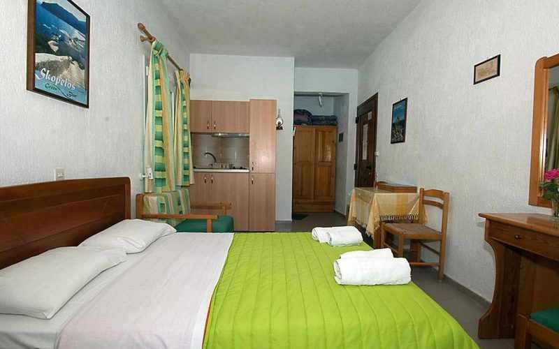 Hotel for Sale in Stafilos area on Skopelos Island - Double Room