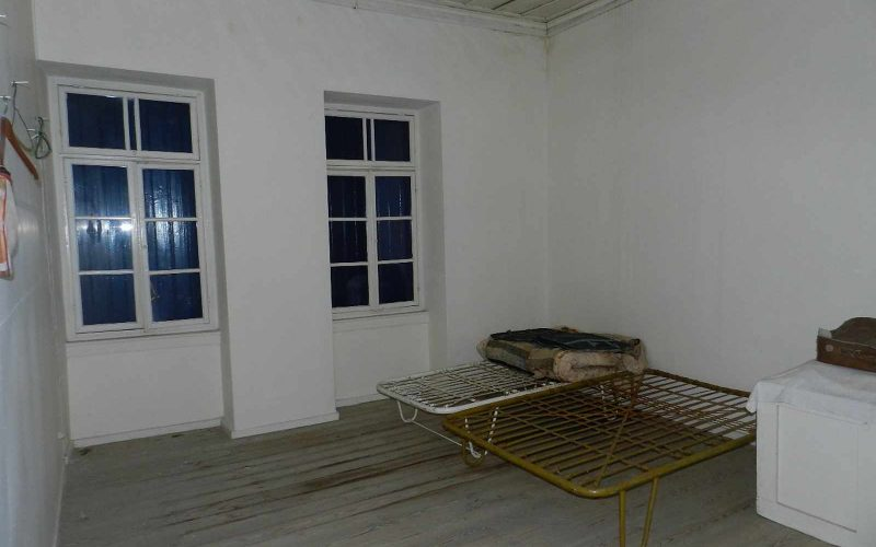 Traditional old property in Skopelos Town with private yard Bedroom 2