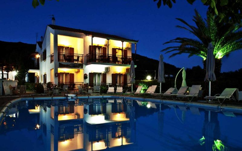 Hotel for Sale in Stafilos area on Skopelos Island