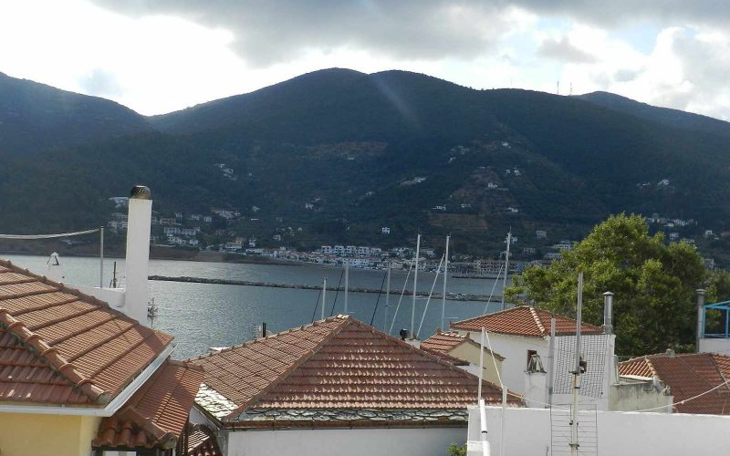 Spacious Traditional Skopelos Town's property Views