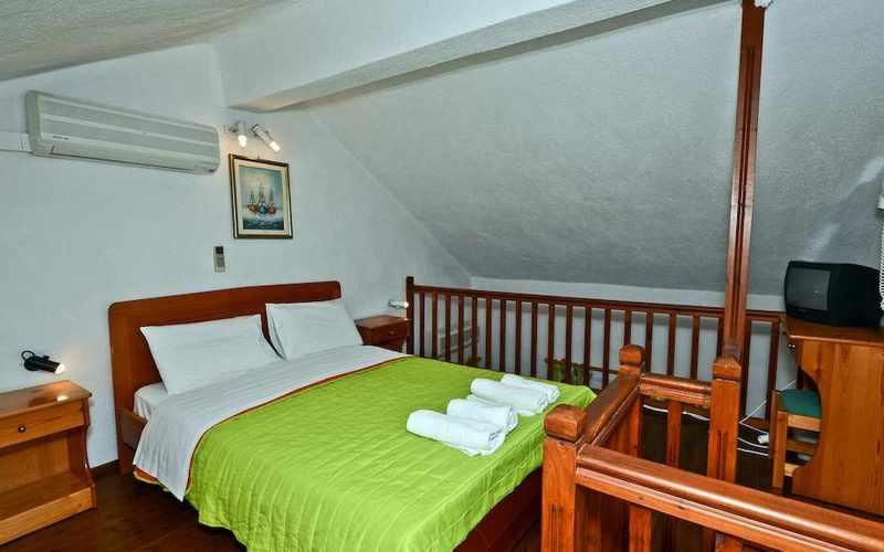 Hotel for Sale in Stafilos area on Skopelos Island - Split level