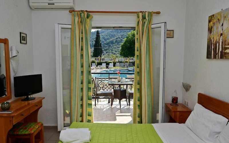 Hotel for Sale in Stafilos area on Skopelos Island - Room