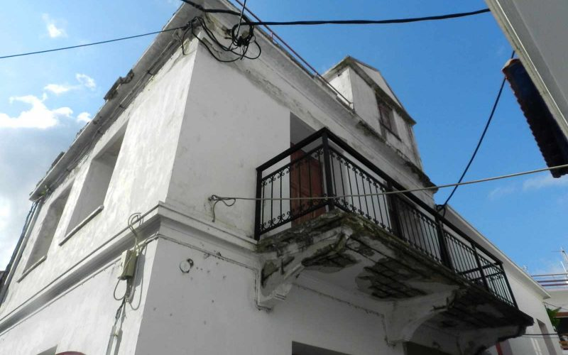 Spacious Traditional Skopelos Town's property
