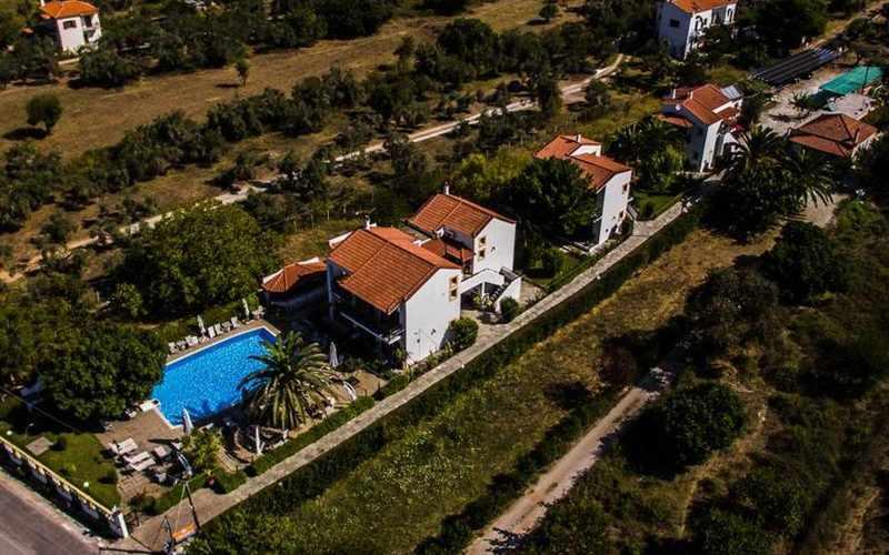 Hotel for Sale in touristic area on Skopelos Island