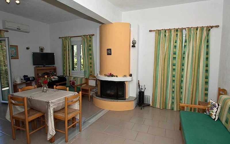 Hotel for Sale in Stafilos area on Skopelos Island - Big apartment