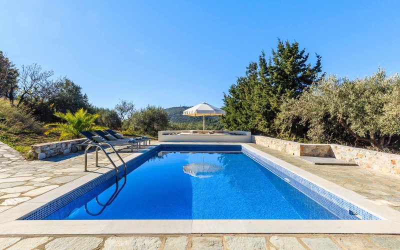 Private villa with swimming pool and spacious land Swimming pool
