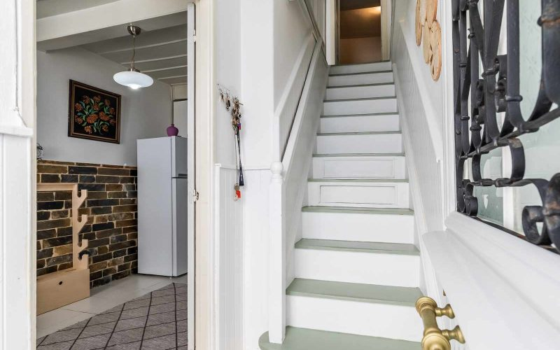 Traditional Town house with roof terrace and views Staircase