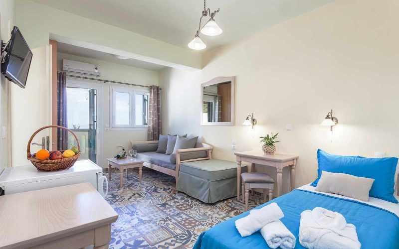 Exquisite hotel for sale above Stafilos Beach Bedroom 3
