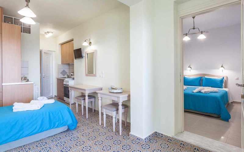 Exquisite hotel for sale above Stafilos Beach Bedroom 2