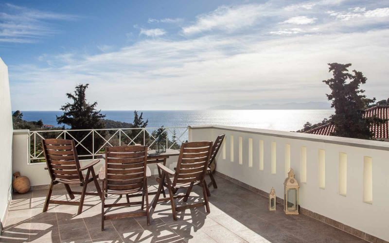 Exquisite hotel for sale above Stafilos Beach Terrace