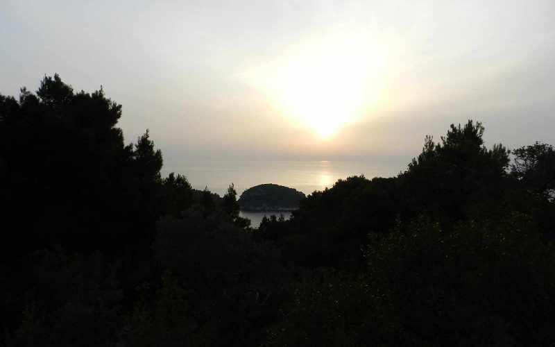 Unique Land with amazing views to Stafilos beach Views