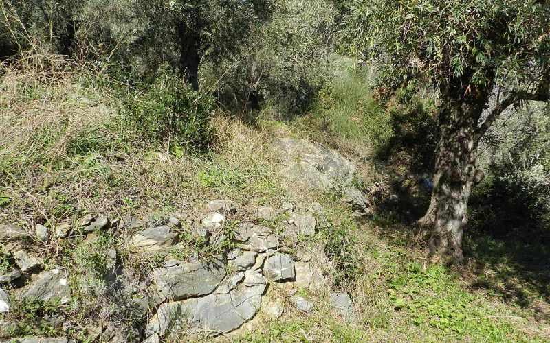 Unique plot in Agios Konstantinos with spactacular views Stone walls