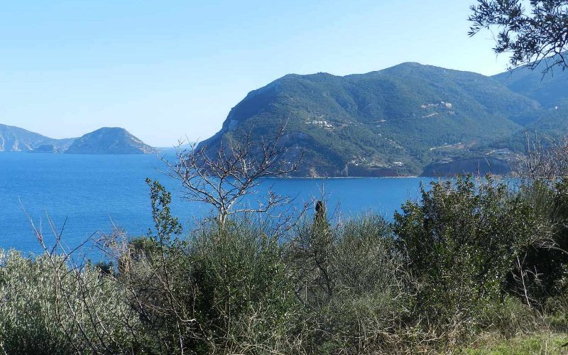 Unique plot in Agios Konstantinos with spactacular views