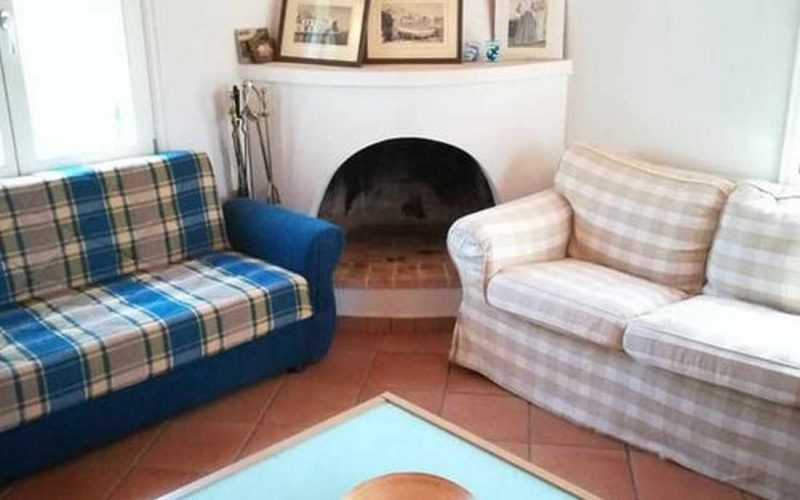Property in walking distance to Agnontas beach Living room