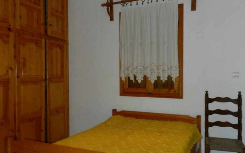 Skopelos Property with most spectacular views The ground floor bedroom