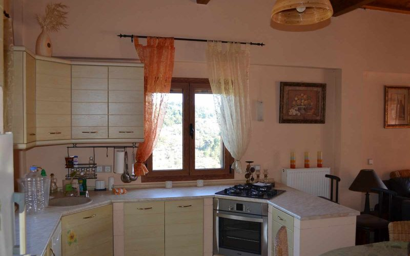 Spacious Villa lost in the countryside of Skopelos island. Main house