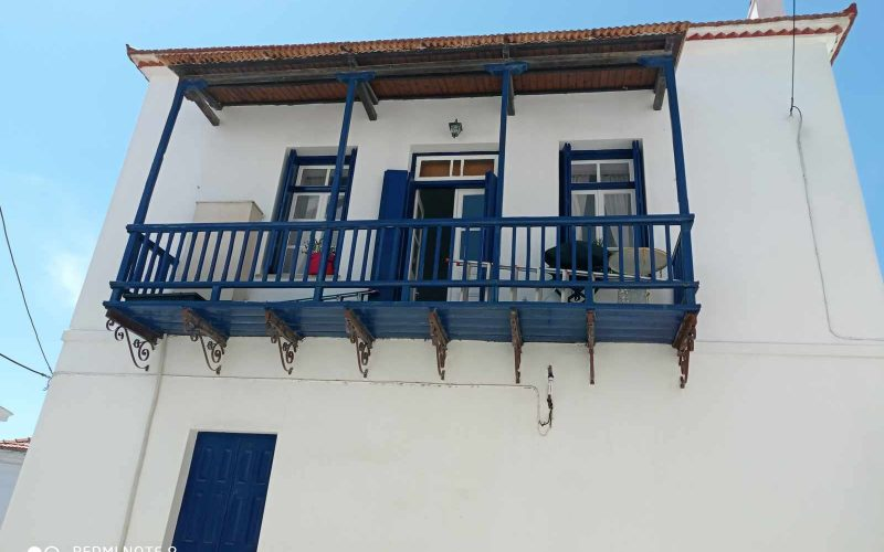 Traditional Renovated property inside Skopelos Town