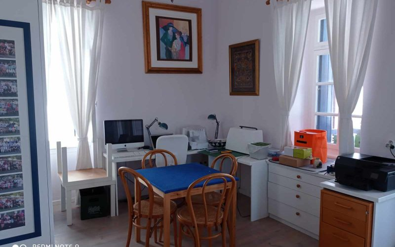 Traditional Renovated property inside Skopelos Town Office