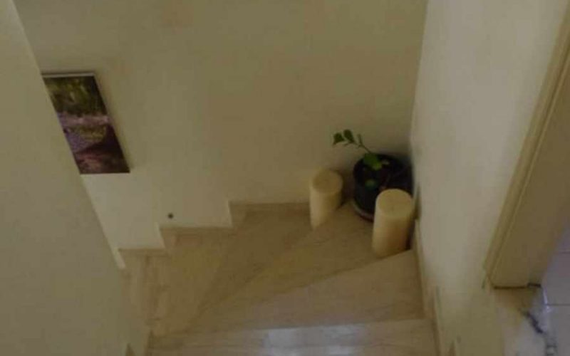 Skopelos Town House with terrace with views and spacious yard Staircase